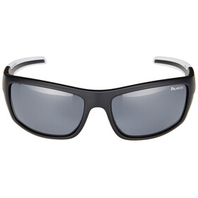 Alpina Testido P Gafas, black matt-white